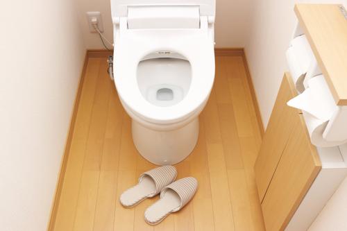 オレ と オッサン の トイレ 事情
