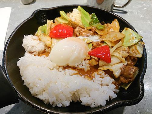 中華とインド料理のコラボはいかに?